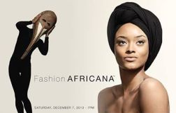 12 Annual FashioinAfricana