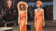 Models at the 12th annual FashionAFRICANA celebration