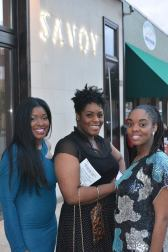 Timoni, Allegra and Kia