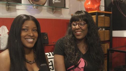 Timoni and Ama Baltimore