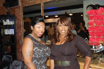 The fabulous Tenel and De'Saundra