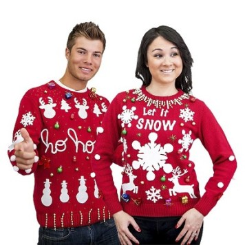 Make your own ugly sweater kit! Target.com