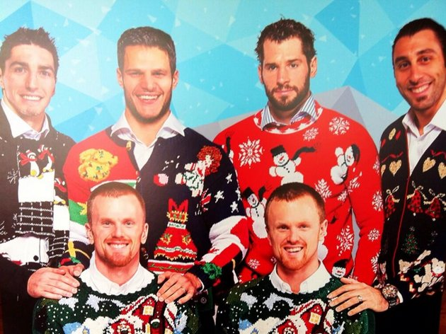 Get Your Tacky On! CitySTYLE's Favorite Ugly Christmas Sweaters ...