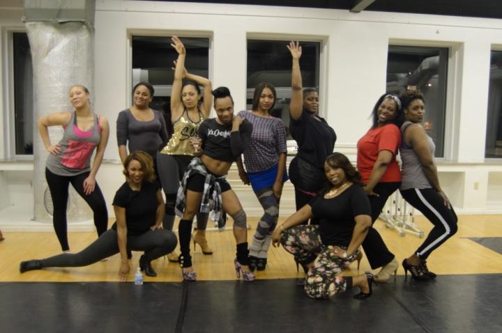 Yasss! CitySTYLE''s Stiletto Fit Class