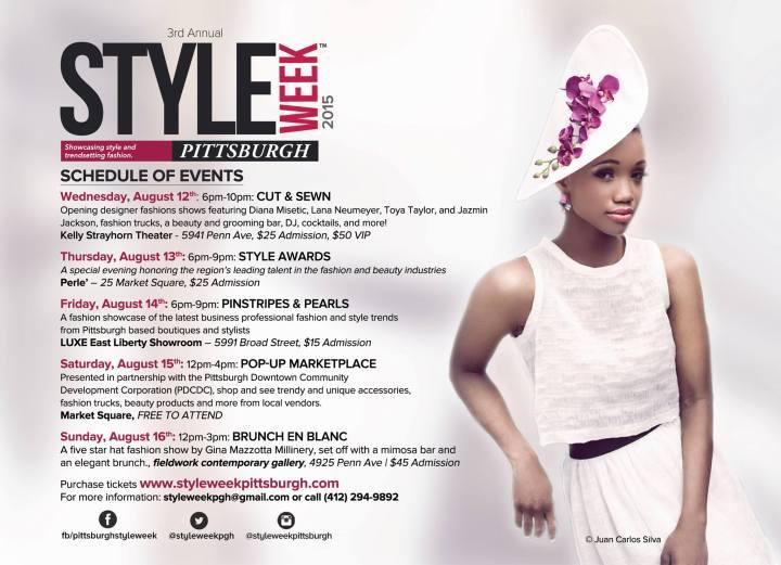 Style Week Pittsburgh 2015
