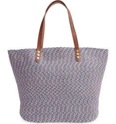 San Diego Hat - Woven Straw Tote Now $28.80 Orig $48.00