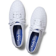 Keds CHAMPION EYELET Now $24.95 Orig $50.00