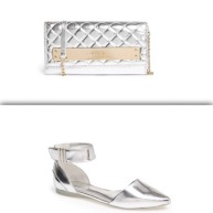 METALLICS - These pieces will give your so-so ensemble the perfect boost of glam to get your shine ON!