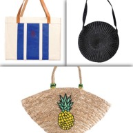 THE TOTE - Accessorize your style on or off the sand!