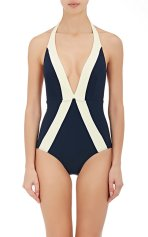 FLAGPOLE SWIM Jade One-Piece Swimsuit New Arrival $385 Barneys NY