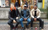 Three guys in Belgium