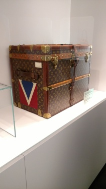 Yes, there was an LV exhibit in Berlin, and yes I was there!